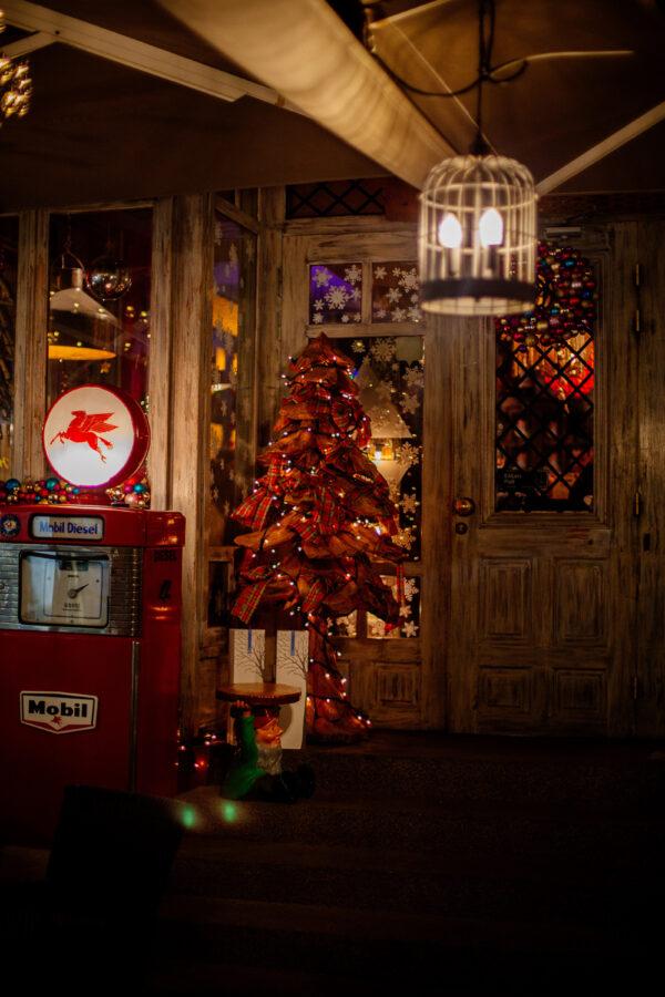 Рождество вГреции, город Нафплио