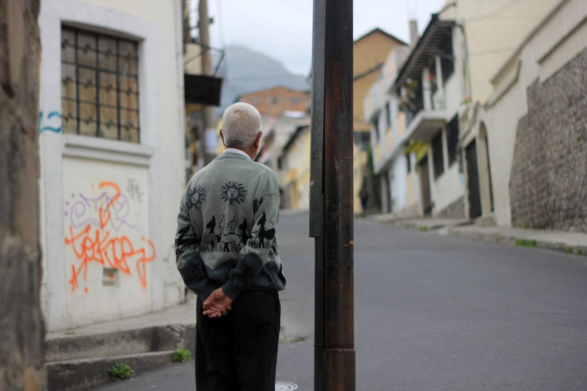 Прогулка поисторическому центру Кито