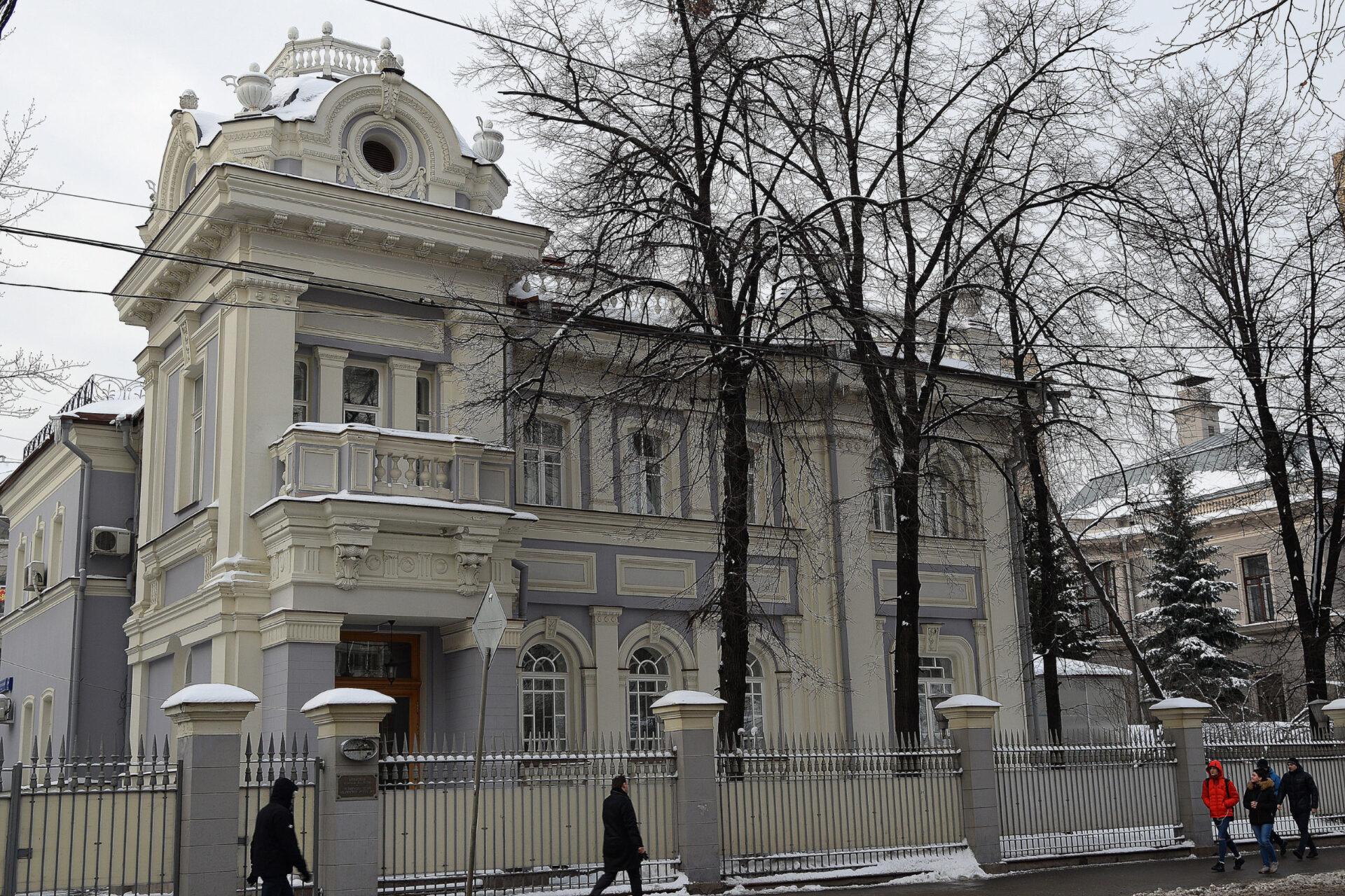 Новокузнецкая улица.