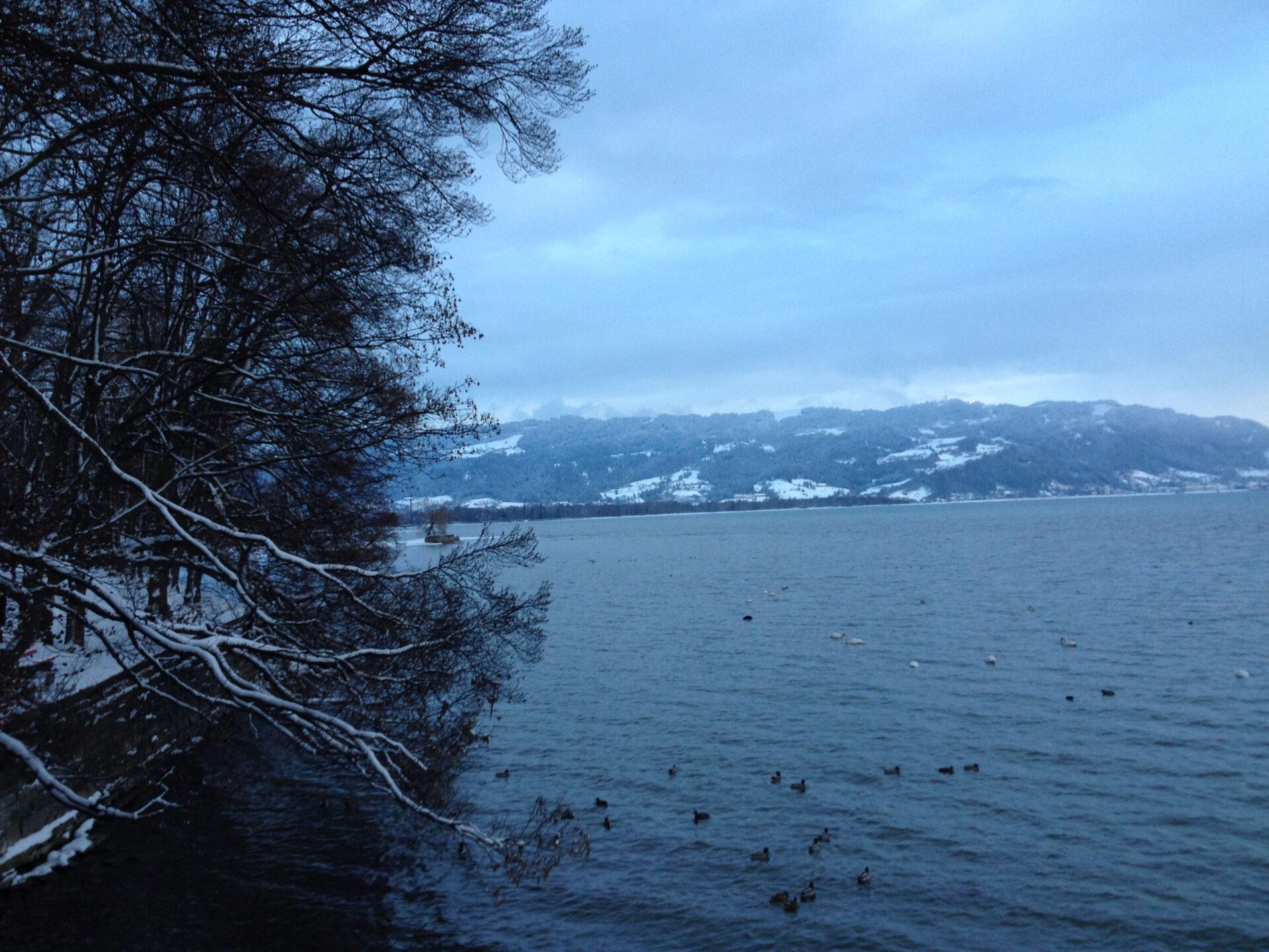 Линдау. Боденское озеро