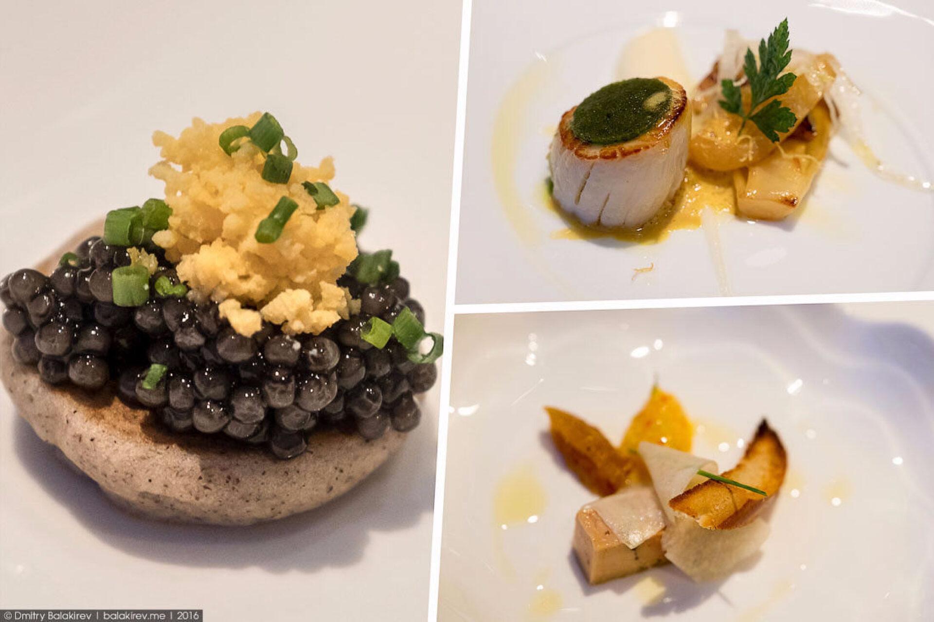 Неприлично дорогие рестораны Дубая