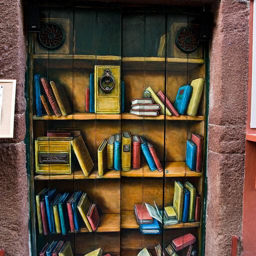 Улица красивых дверей (Фуншал, Мадейра)