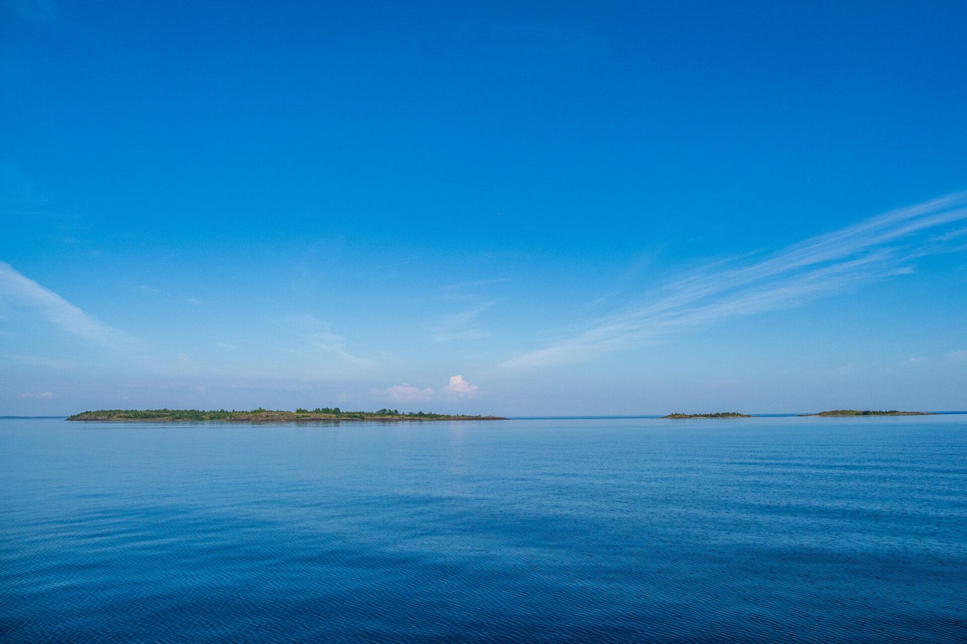 Карелия. Остров Валаам. Лето 2019