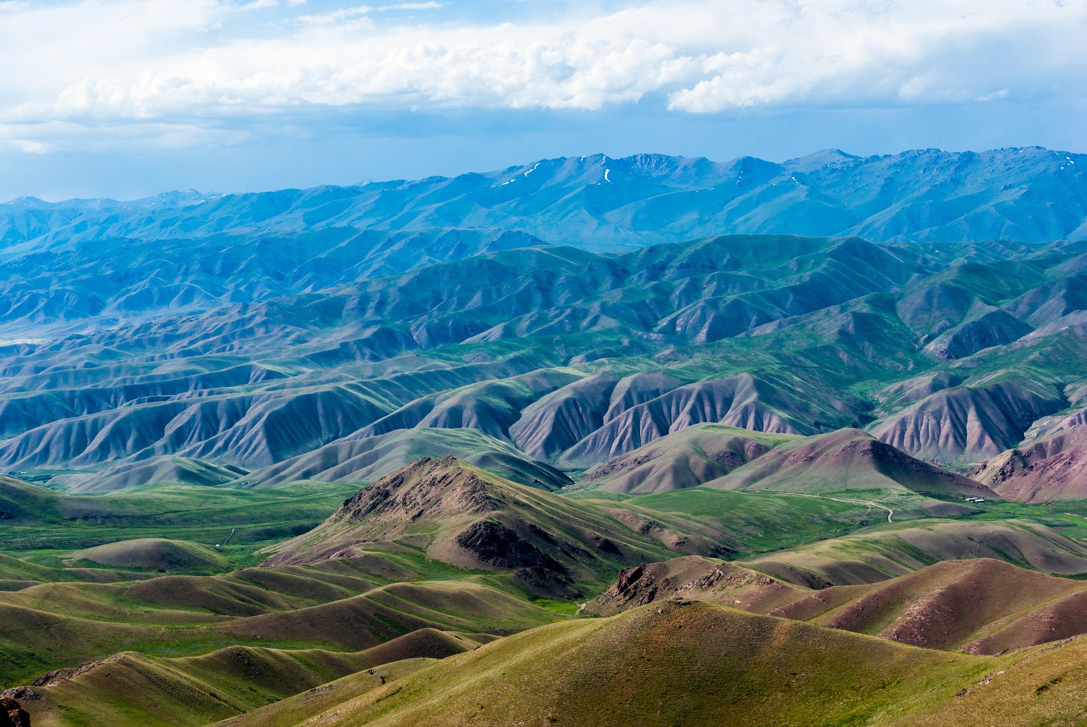 Радужная долина