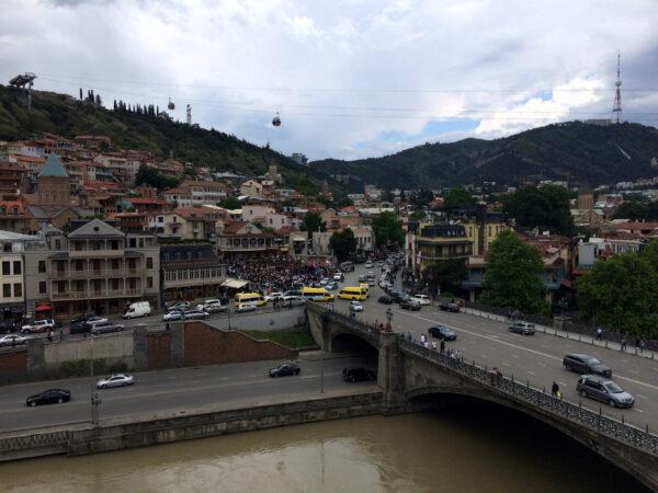 Тбилиси иокрестности