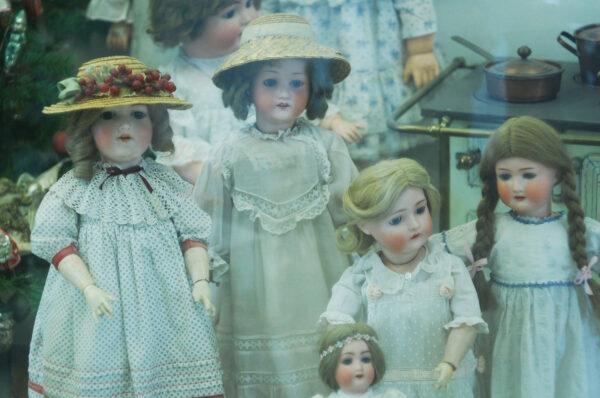 Музей игрушек вПраге: когда взрослые становятся детьми