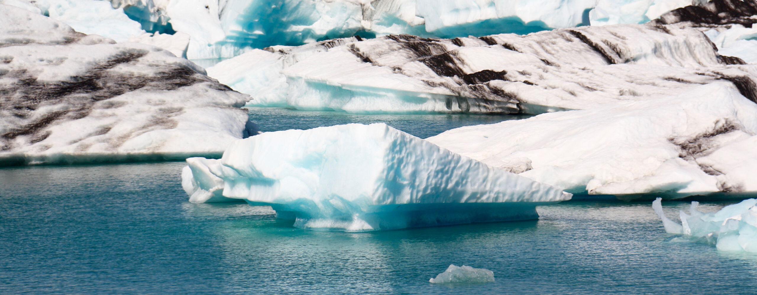 Ледяная лагуна Йёкюльсаурлоун.