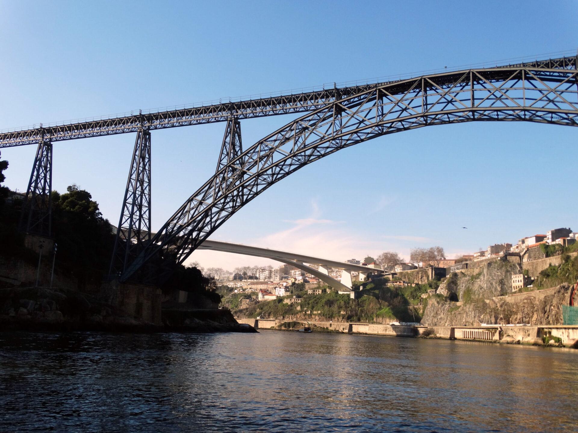Суровая португальская зима